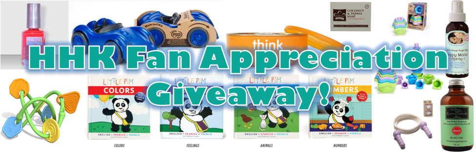 HHK Fan Appreciation Giveaway!