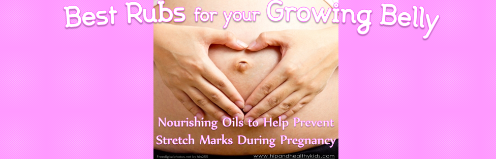Best Rubs for your Growing Belly