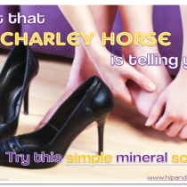 Charley Horse Featured Image