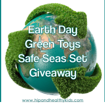Safe Seas Set Giveaway Hip & Healthy Kids - Featured Image
