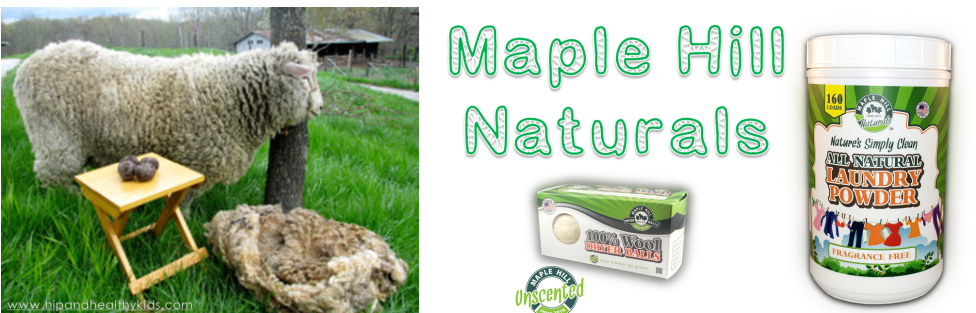 Maple Hill Naturals Laundry