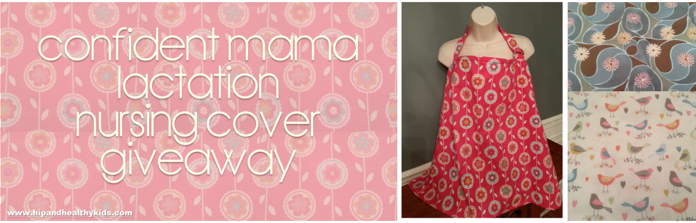 Confident Mama Nursing Cover