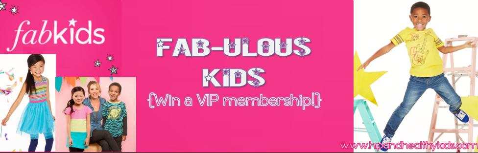 Fab-ulous Kids
