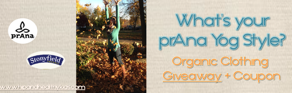 What's your prAna Yog Style?
