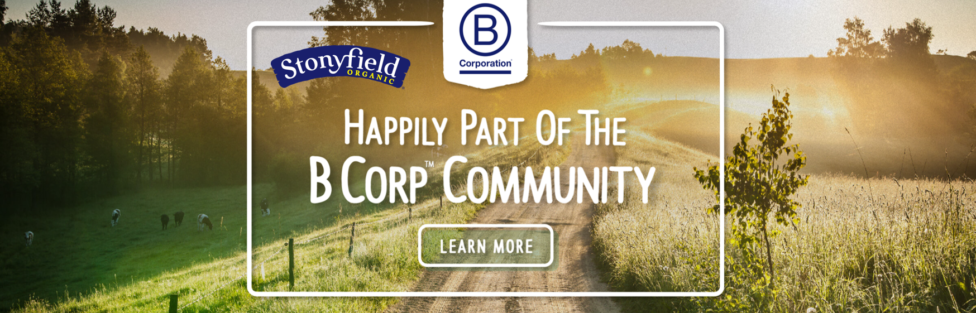 Stonyfield Becomes B-Corp Certified